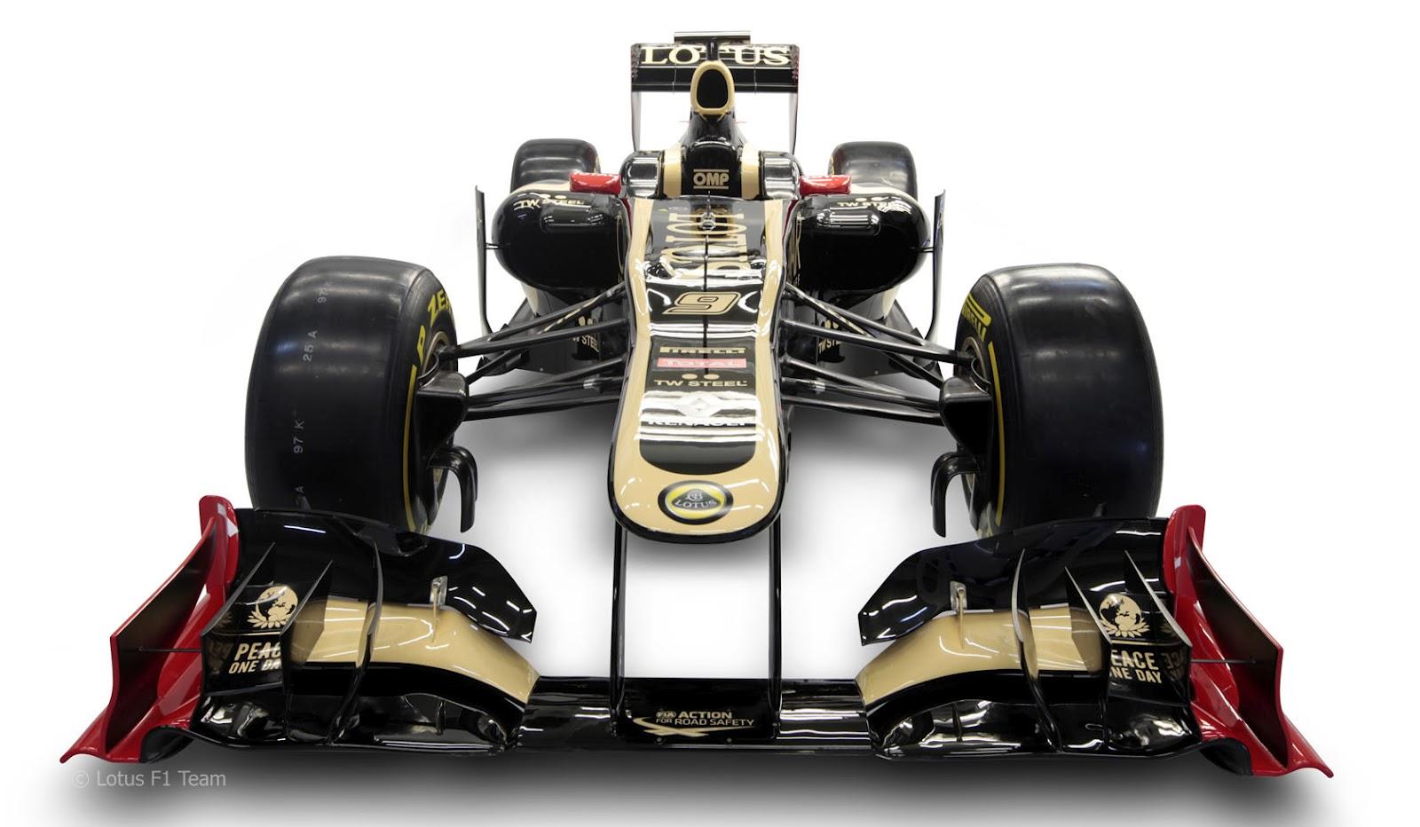 Lotus F1 Team E20 2012 Wallpaper - KFZoom