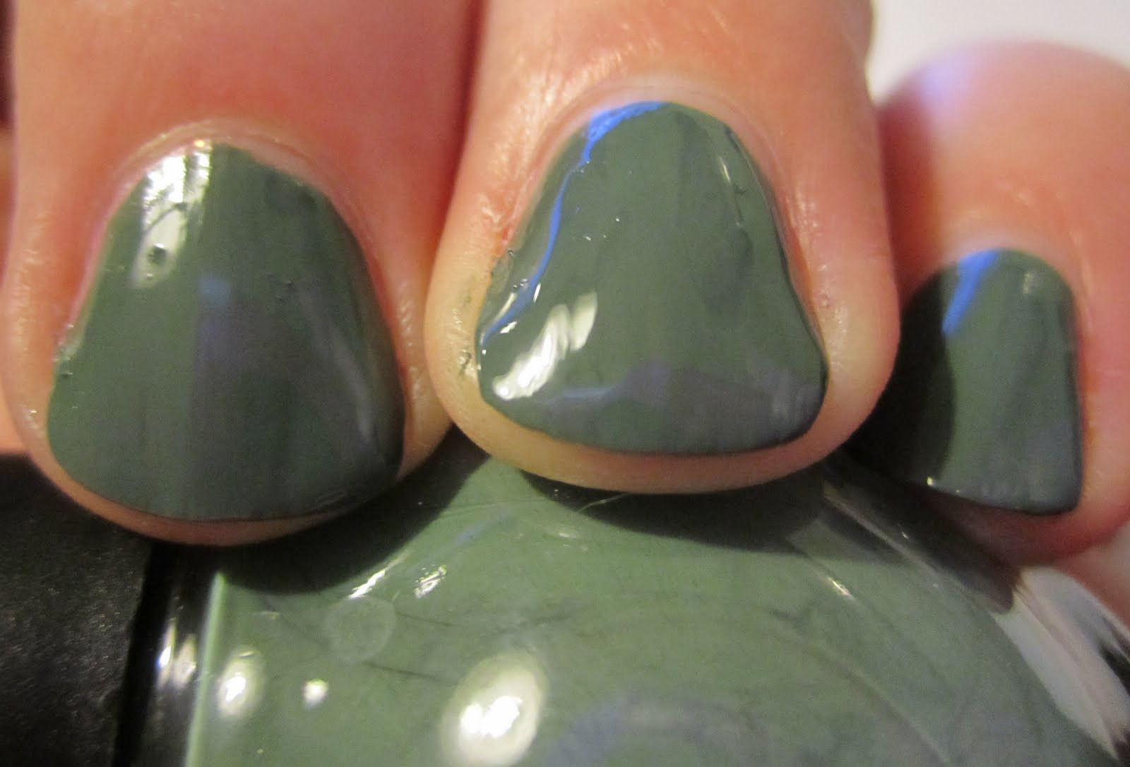 A Polish Problem: Nicole By OPI Something About Color Target ...