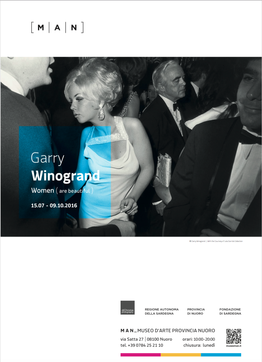 GARRY WINOGRAND EN CERDEÑA