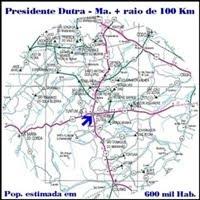Presidente Dutra - MA.