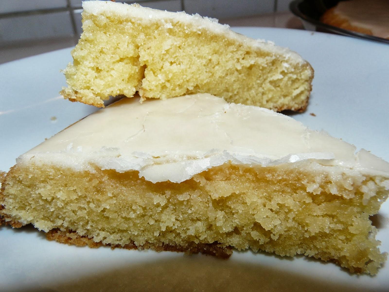 Le Gâteau Nantais, rapide et divin