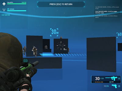 Ghost Recon Online - Control 18 SMG