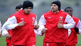 Convocados por Perú Copa América 2011