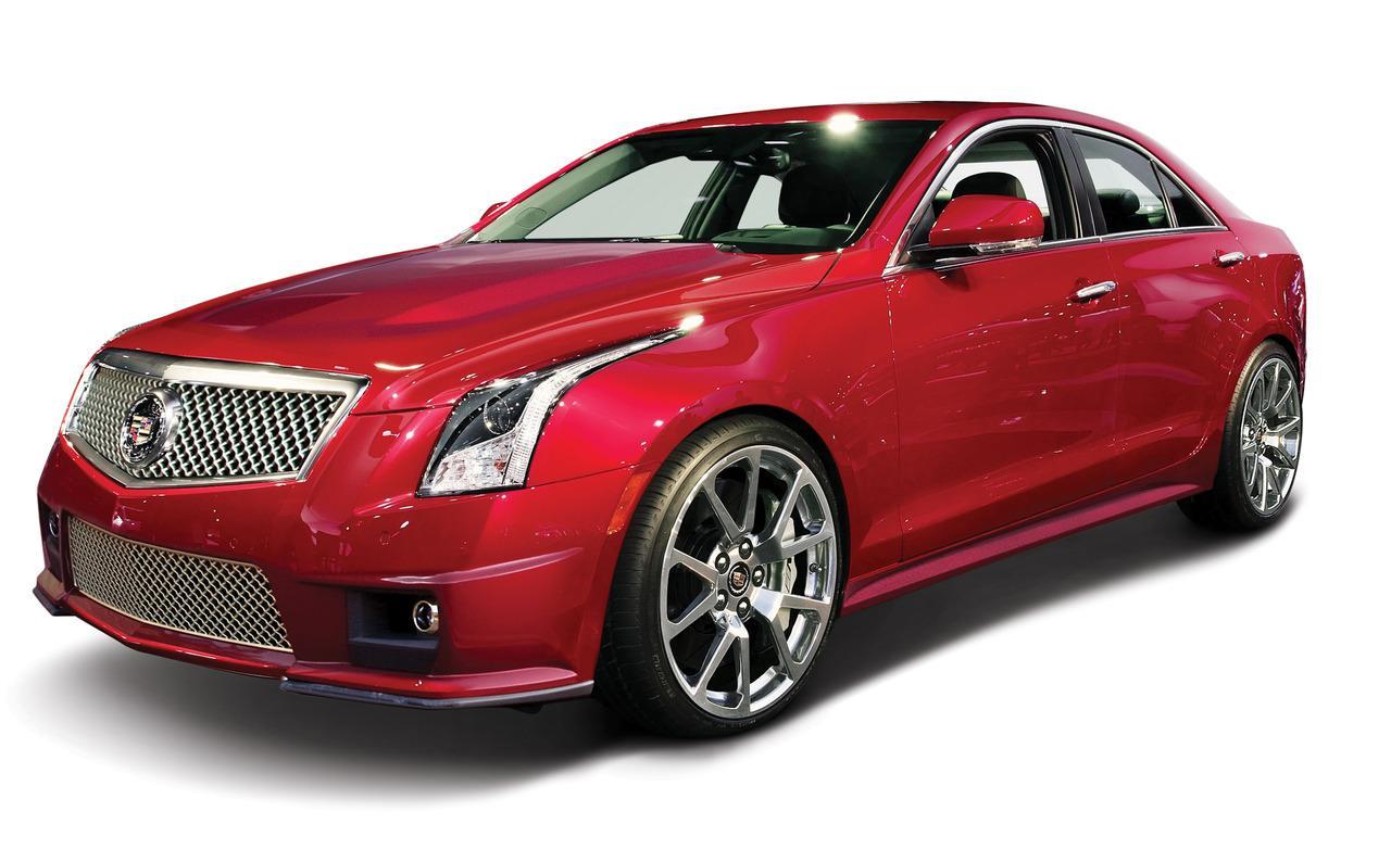 Watchcaronline Cadillac Ats