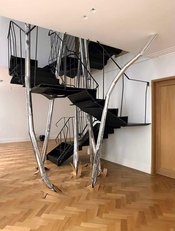 Amazing Stairs Part - 40: 15 Amazing Stairs Design