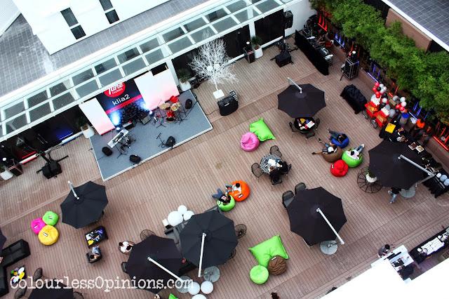 Tune Hotels KLIA2 Pyjama Party #RoomerHasIt