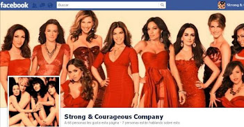 Strong and Courageous Company
