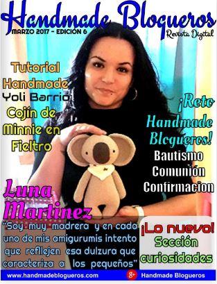 Revista Handmade Blogueros