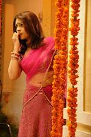 Richa, Gangopadhyay, -, Seethru, Half, Saree