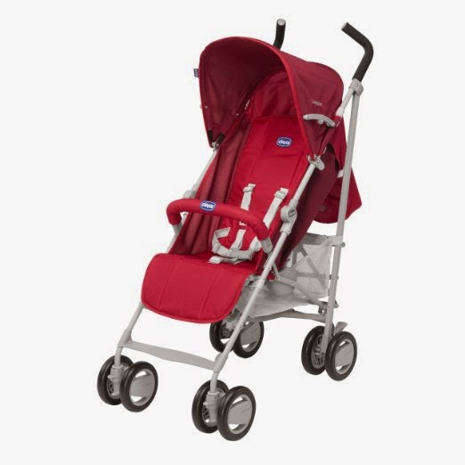 Chicco London Red Wave