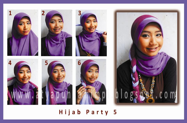 Hijab Party 5