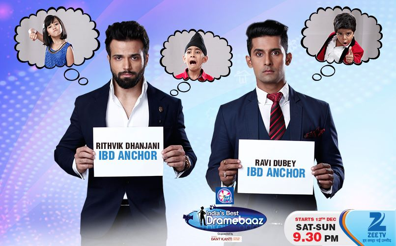India's Best Dramebaaz Season 2 2015 Reality Show on and TV wiki, Contestants List, judges, starting date, India's Best Dramebaaz Season 2 host, timing, promos, winner list