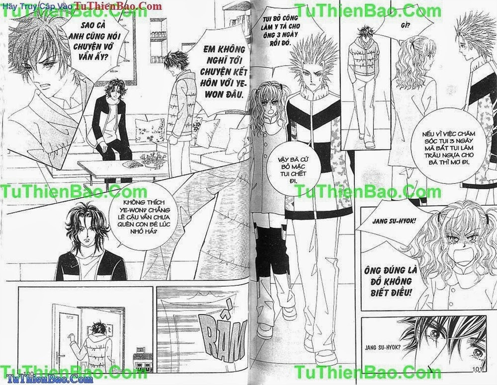 Công Chúa Giả Mạo Chapter 1 - Trang 50