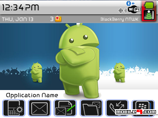 Tema BlackBerry 8520 Android Download Tema BlackBerry 8520 Gratis 2012