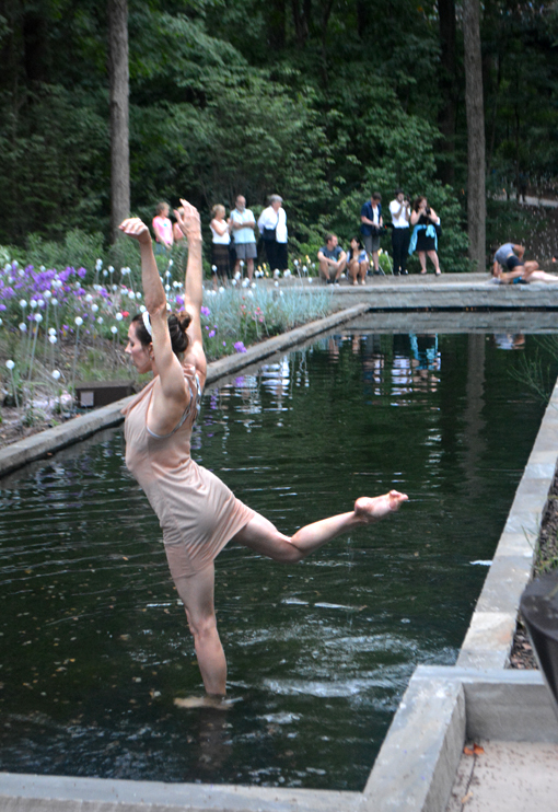 Atlanta Ballet, Wabi Sabi, between | Atlanta Botanical Garden