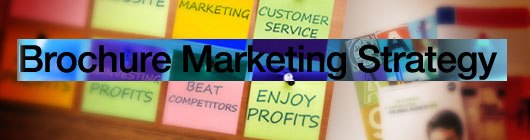 Brochure Marketing Strategy and Plan