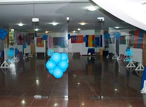 FOTOS DA EXPOSIÇÃO DE PINTURA DE FILIPE NA AABB RJ.CLIQUE NA FOTO PARA VER...