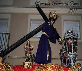 Semana Santa en Camas 2011