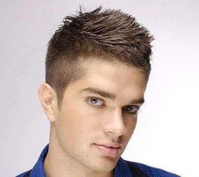 Short Hairstyles on Short Curly Hairstyles Trends For Mens Haircuts 2011 Trendy Short
