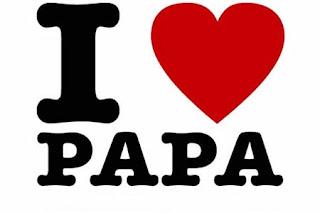 Frases De Feliz Día Del Padre: I LOVE PAPA