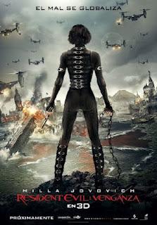 Resident evil Venganza. Retribution (2012) Online -  Ver full Peliculas HD
