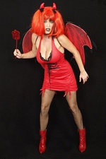 Sell Your Soul To This Halloween Devil! Charlee Chase