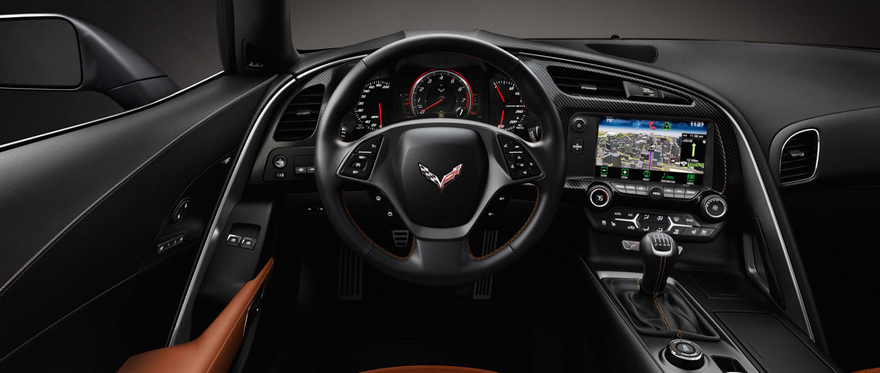 2014 corvette Stingray Wallpaper 12