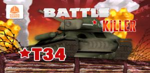 Battle Killer T34 3D v1.0.0 for Android