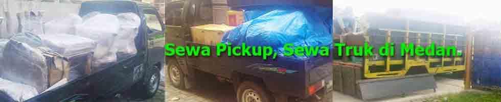 Sewa Truk di Medan - Sewa Mobil Truk dan Pickup di Medan.