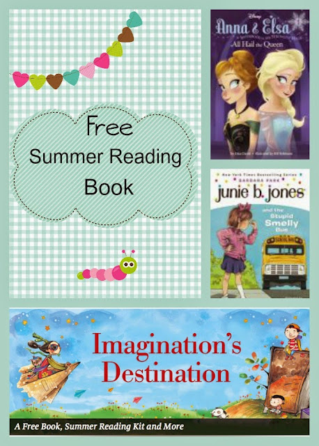 Free Summer Reading Book from Barnes and Noble