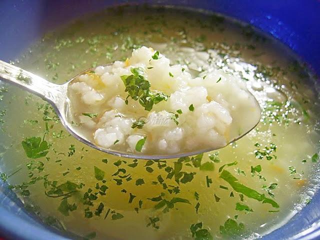 Supa de orez