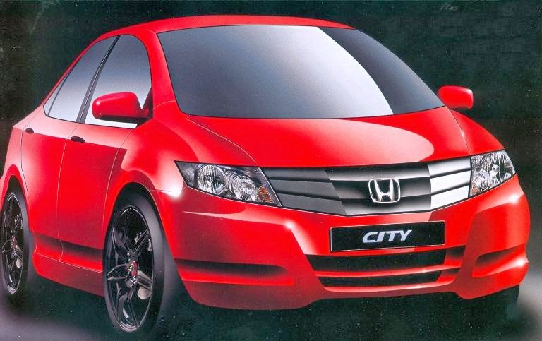 Best Automotif Brand Picture  Honda City