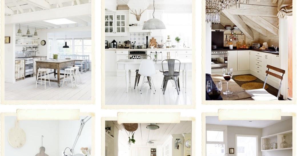 Il caos in cucina - Shabby Chic Interiors