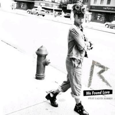 Rihanna Ft. Calvin Harris - We Found Love Lyrics
