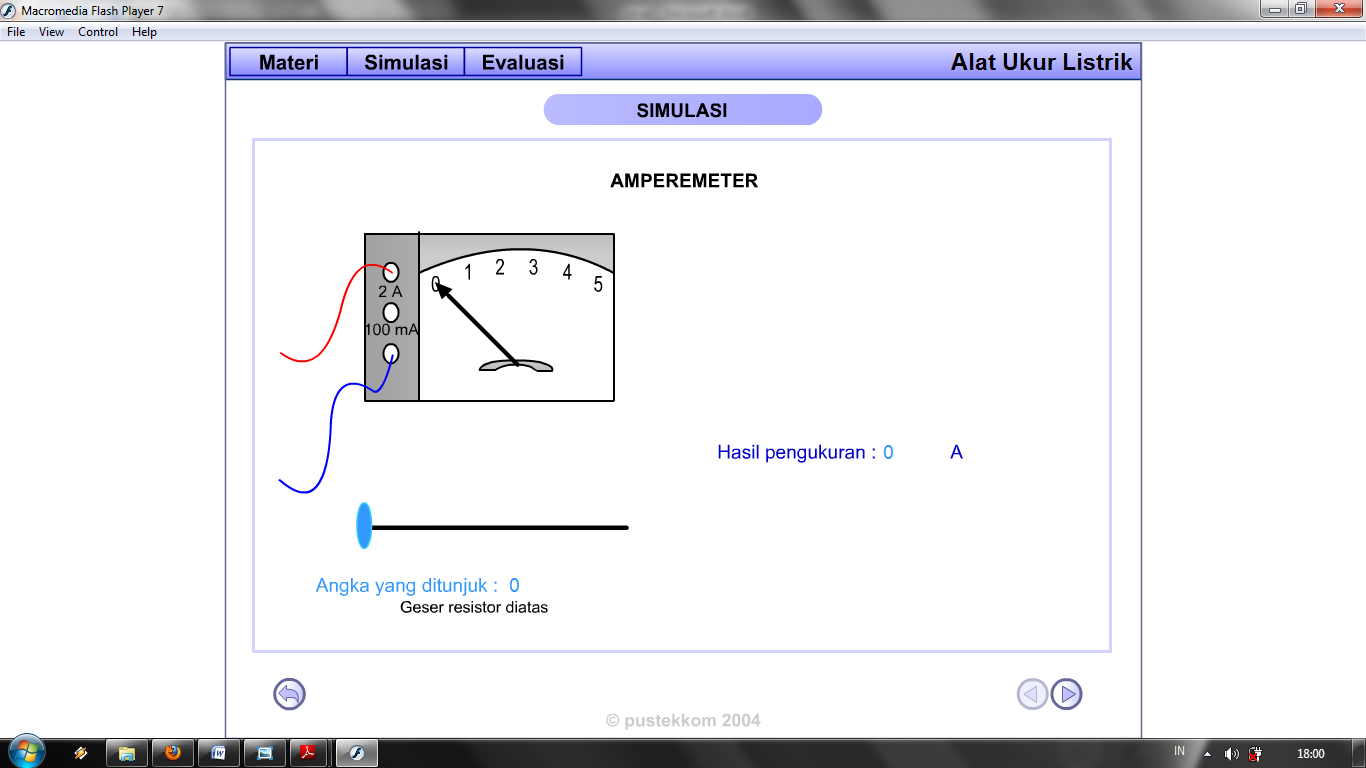 Aplikasi Multimedia Pembelajaran Tugas Aplikasi Multimedia Pembelajaran Fisika Alat Ukur
