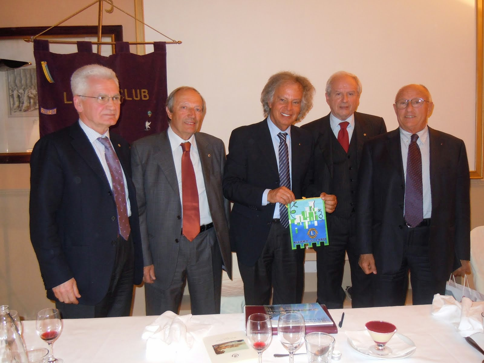Foto scattate in occasione di conferenze Lions sul tema europeo.