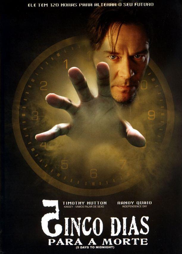 Filme Cinco Dias Para a Morte DVDRip RMVB Dublado