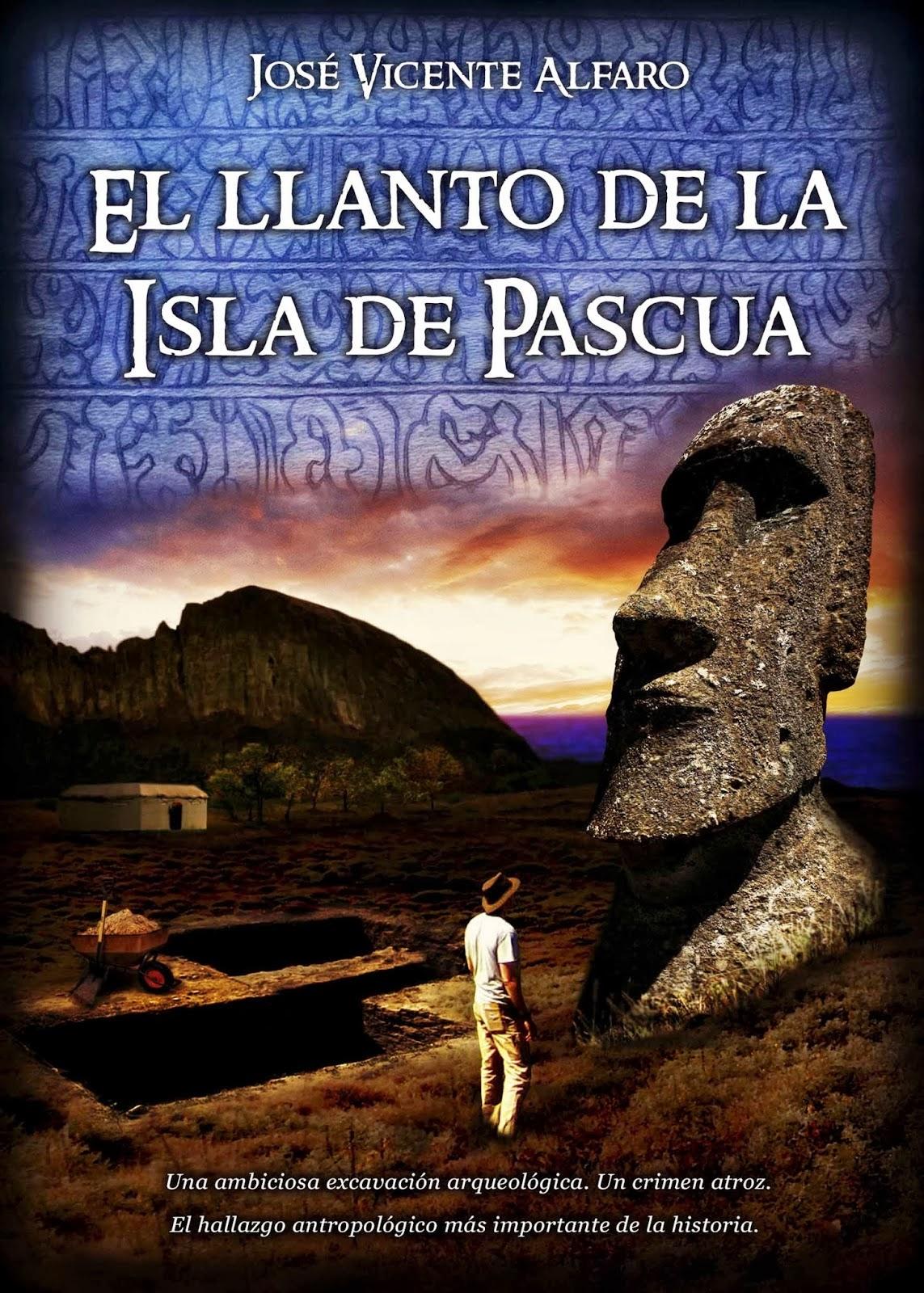 Reseña de la novela de Jose Vicente Alfaro por Rafael Téllez en El Viajero Iniciático