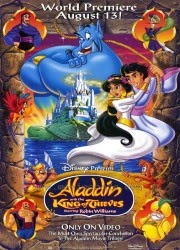 Aladdin y el rey de los ladrones (Aladdin and the King of Thieves) 1996 español Online latino Gratis