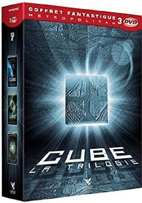 Cube Coleccion DVD R1 NTSC Sub