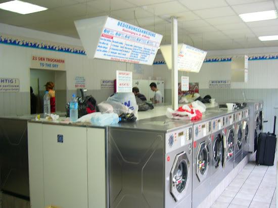 Que significa soñar con lavanderia