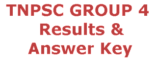 Tnpsc group 4 result 2014 answer key