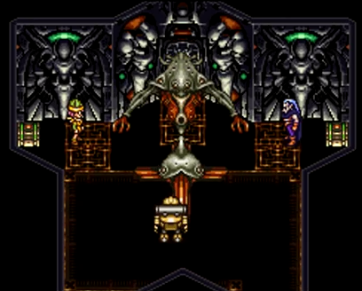 The Tera Mutant, the final Mutant in Chrono Trigger