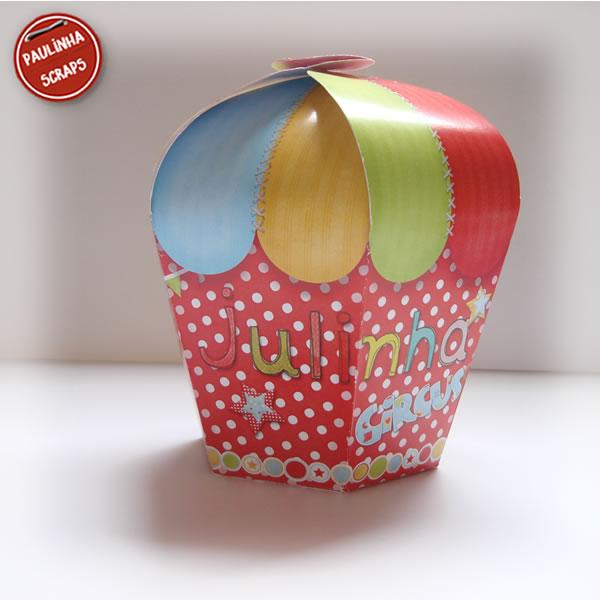 Festa da Julinha - Caixinha surpresa - Circo Box+01