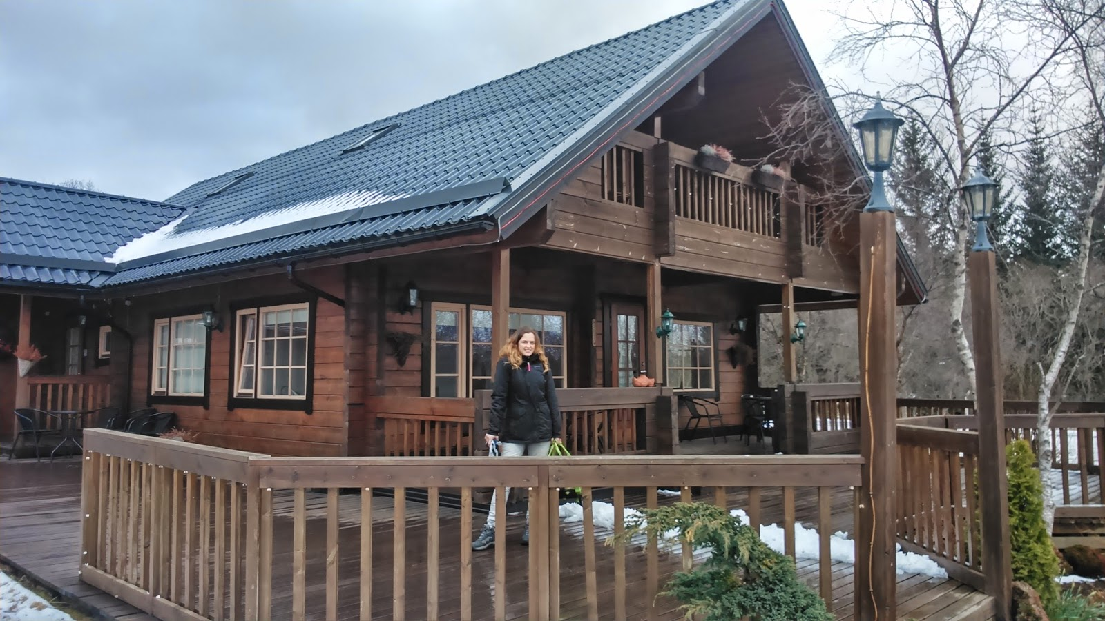 Guesthouse Fagrilundur