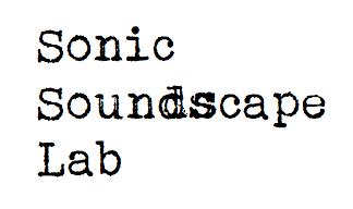Sonic Soundscape Lab