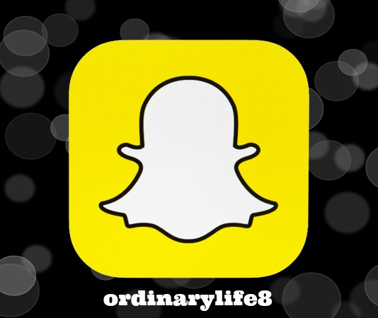 SNAPCHAT | ORDINARYLIFE8