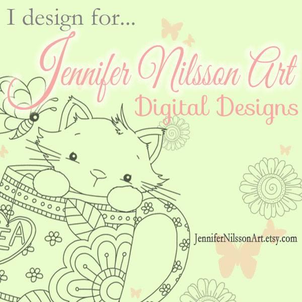 Jennifer Nilsson Art Design Team