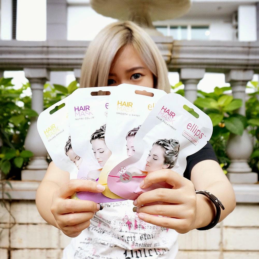 Indonesias Hair Secret Stella Lee Indonesia Beauty And Travel Blog Ellips Mask Masker Rambut Sachet 20gr Selain Menggunakan Vitaminnya Secara Teratur Aku Melanjutkan Perawatan Rambutku Dengan