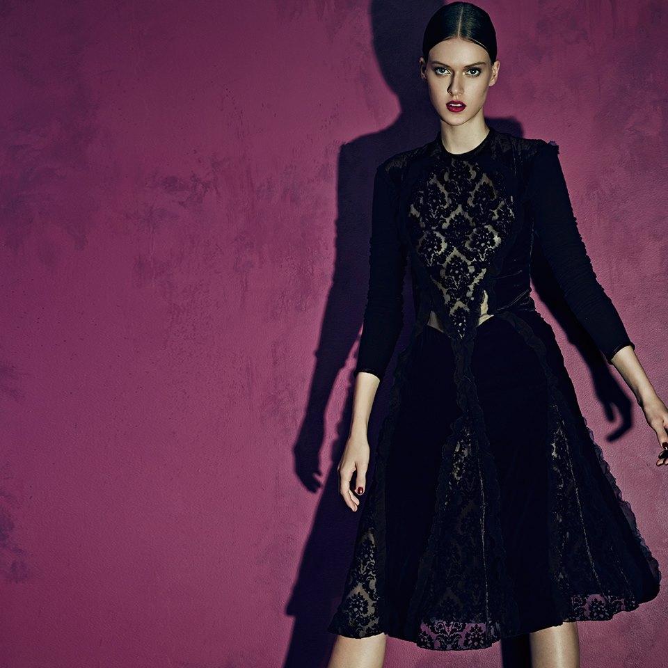 La alta costura se pone de moda en este invierno. – Mónica Chic